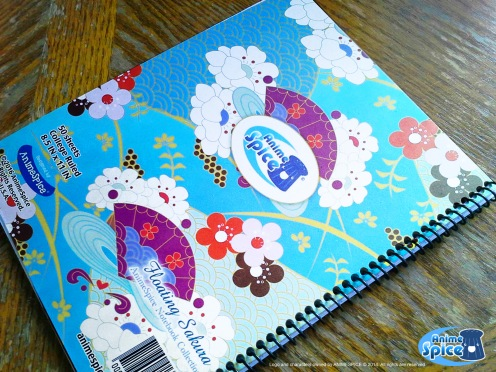 notebook 1 back cover - logo