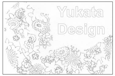 yukata design