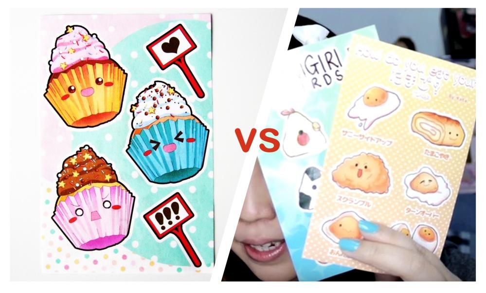 cupcake vs doki