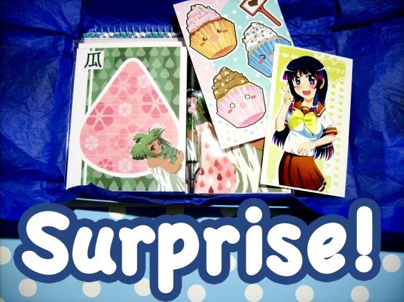 surprise koumi box ad